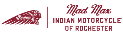 Mad Max Indian Motorcycle of Rochester